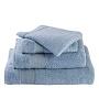 Livello Home Badgoed uni pastel blauw