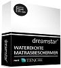 Dreamstar waterdicht matrasbeschermer met Tencel