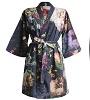 Essenza kimono Fleur nightblue
