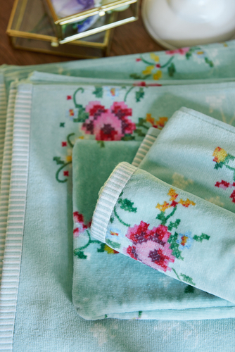Pip Studio badgoed Granny green