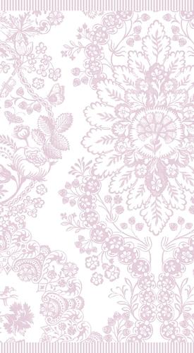Pip Studio badgoed Lacy Dutch lila