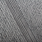 Livello Badgoed Aruba band detail in de kleur grijs