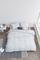 Beddinghouse At Home dekbedovertrek Fragile grijs sfeer