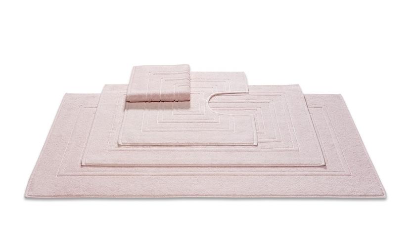 Vandyck badmatten Houston pink