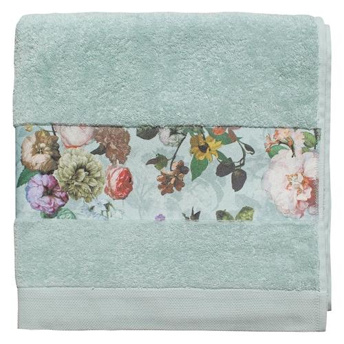Essenza badgoed Fleur groen