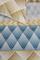 Beddinghouse dekbedovertrek Jura gold detail