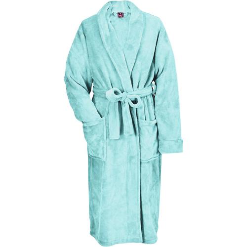 Livello Badjas fleece mint