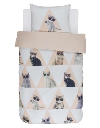 Covers & Co dekbedovertrek Cool cats multi