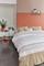 Beddinghouse dekbedovertrek Sweet Lace nude sfeer