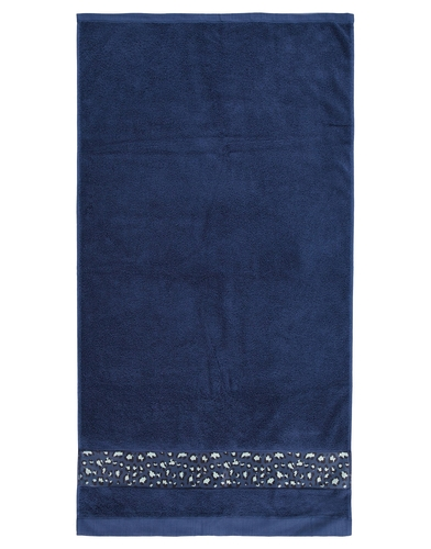 Essenza badgoed Bory blauw