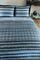Beddinghouse dekbedovertrek Pendleton blauw