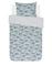Covers & Co dekbedovertrek Wally blauw