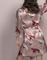 Essenza kimono Sarai Izia dusty rose sfeer achterkant