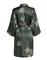 Essenza kimono Sarai Lauren groen achterkant