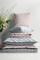 Livello sprei Uppsala dusty pink en grijs sfeer