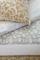 Beddinghouse dekbedovertrek Floreana green detail