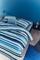 Beddinghouse dekbedovertrek Loiz blauw