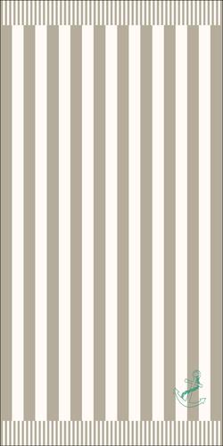 Arkhipelagos strandlaken Sandy stripes