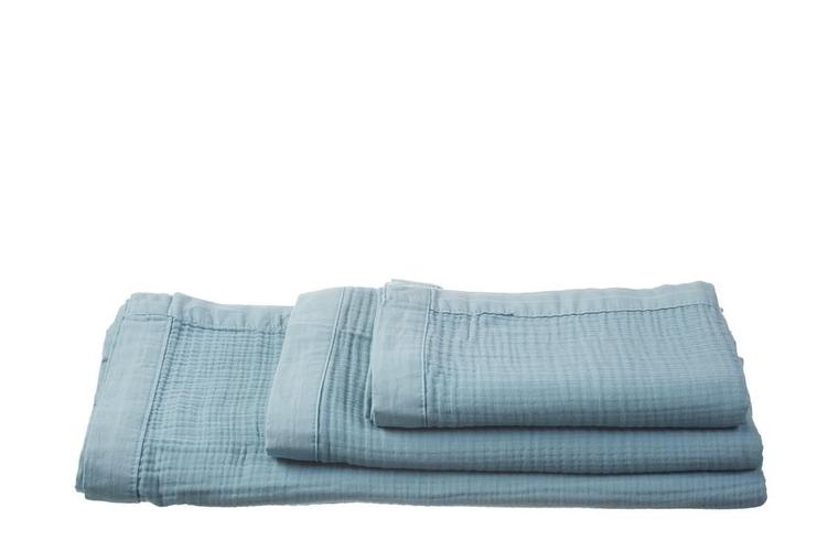 vtwonen badgoed Cuddle blauw