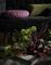 Essenza sierkussen Naina dusty lila sfeer