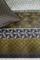 Beddinghouse dekbedovertrek Densley groen detail