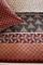 Beddinghouse dekbedovertrek Densley rood detail