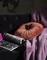 Essenza plaid Furry dusty lilac sfeer