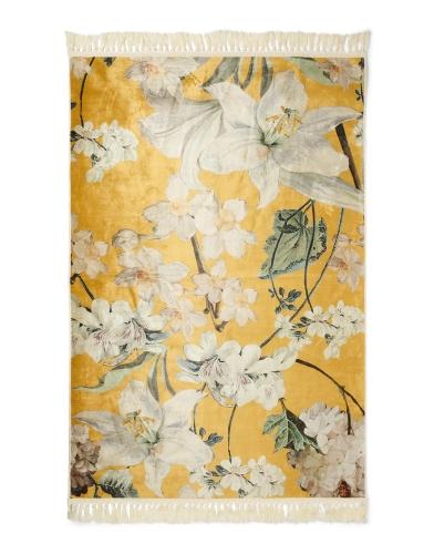 Essenza karpet Rosalee mustard